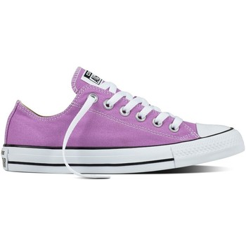 Scarpe Sneakers basse All Star Chuck Taylor Canvas Seasonal Ox Viola