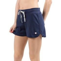 Abbigliamento Donna Shorts / Bermuda Champion Short Donna Heritage Blu