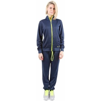 Abbigliamento Donna Tuta Champion Tuta Donna Full Zip Blu