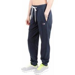 Abbigliamento Donna Pantaloni da tuta Champion Pantaloni Donna Classic Blu
