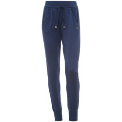 Abbigliamento Donna Pantaloni da tuta Freddy Pantalone Donna Con Polsino Blu