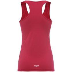 Abbigliamento Donna Top / T-shirt senza maniche Freddy Canotta Donna Diwo Rosa