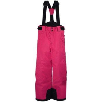 Abbigliamento Bambina Tuta jumpsuit / Salopette Cps Salopette Ragazzo Con Bretelle Rosa
