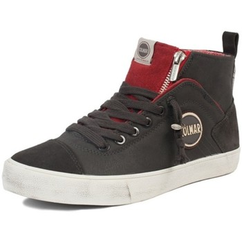 Scarpe Donna Sneakers alte Colmar Sneakers donna Durden Colors Nero
