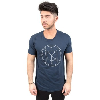 Abbigliamento Uomo T-shirt maniche corte Everlast T-Shirt Uomo Bollo Blu