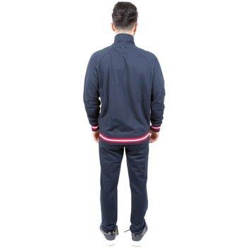 Abbigliamento Uomo Tuta Everlast Tuta Uomo NY Full Zip Blu