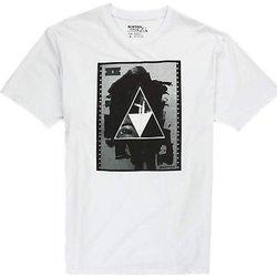 Abbigliamento Uomo T-shirt maniche corte Burton Maglietta uomo Stockman Bianco
