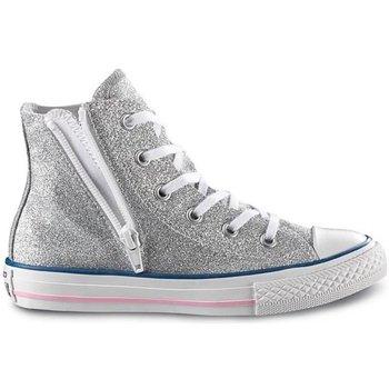 Scarpe Unisex bambino Sneakers alte All Star Scarpe Bambino  H Said Zip Gitter Grigio