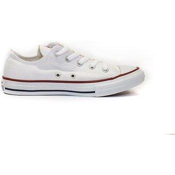 Scarpe Unisex bambino Sneakers basse All Star Scarpe bambino Canvas Core Bianco