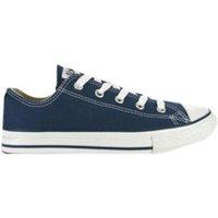 Scarpe Unisex bambino Sneakers basse All Star Scarpe bambino Canvas Core Blu