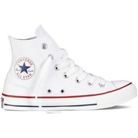 Scarpe Sneakers alte All Star Scarpe Hi Canvas Core Bianco