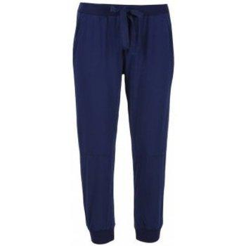 Abbigliamento Donna Pantaloni morbidi / Pantaloni alla zuava Deha Pantalone Donna Magnum Stretch Blu
