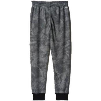 Abbigliamento Bambino Pantaloni da tuta adidas Originals Pantalone Tuta Ragazzo Grigio