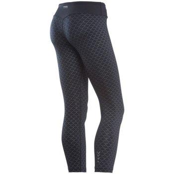 Abbigliamento Donna Leggings Freddy Pantalone 7/8 Donna Nero