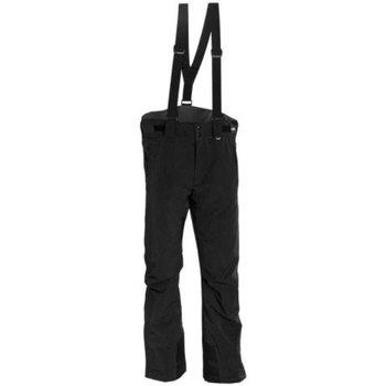 Abbigliamento Uomo Chino Cps Pantalone Douran Con Bretelle Nero