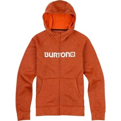 Abbigliamento Unisex bambino Felpe Burton Felpa Bambino Oak Bonded Arancio
