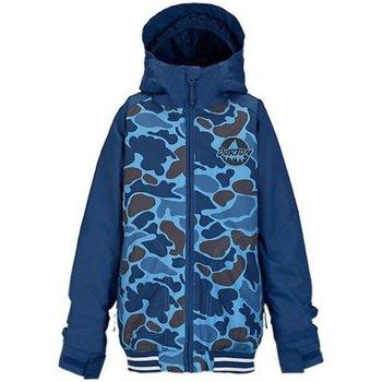 Abbigliamento Unisex bambino giacca a vento Burton Giacca Bambino Game Day Blu
