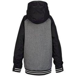 Abbigliamento Unisex bambino giacca a vento Burton Giacca Bambino Game Day Grigio