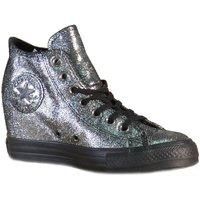 Scarpe Donna Sneakers alte All Star Scarpe Donna  Mid Lux Suede Grigio