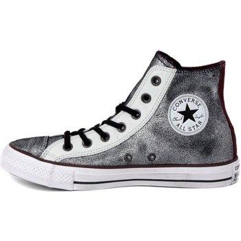 Scarpe Sneakers alte All Star Scarpe  Hi Metallinc Print Grigio