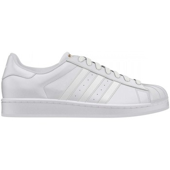 Scarpe Sneakers basse adidas Originals Scarpe Superstar Foundation Phar Bianco