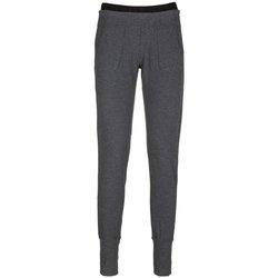 Abbigliamento Donna Pantaloni morbidi / Pantaloni alla zuava Deha Pantalone Donna Slim Jersey Grigio