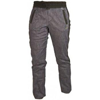 Abbigliamento Donna Pantaloni morbidi / Pantaloni alla zuava Deha Jeans Donna Elasticizzato Lurex Blu