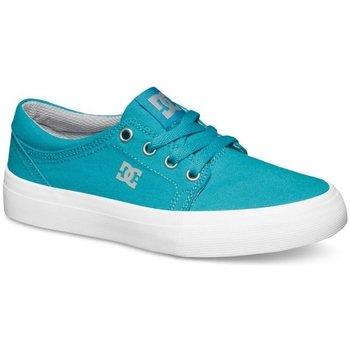 Scarpe Unisex bambino Sneakers basse DC Shoes Scarpe Trase TX Bambino Blu