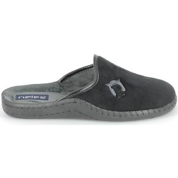 Scarpe Pantofole Boissy NELES Mule Noir Nero