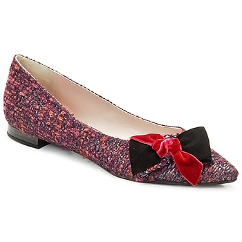 Scarpe Donna Ballerine Magrit Rosy Knot Multicolore / Rosa