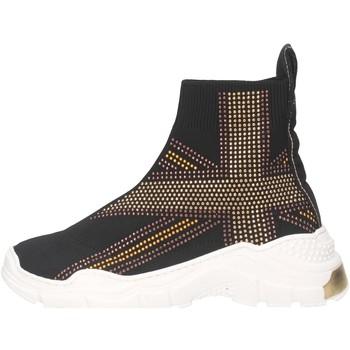 Scarpe Bambina Sneakers basse Kool C172.04 Nero