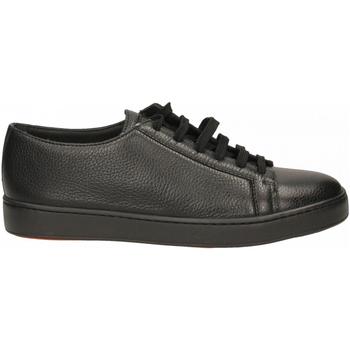 Scarpe Uomo Sneakers Santoni TENNIS 6F+T.LIS+INF. ADRYNE n01-nero
