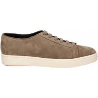 Scarpe Uomo Sneakers Santoni TENNIS 6F+T.LIS+INF. DEDEU m55