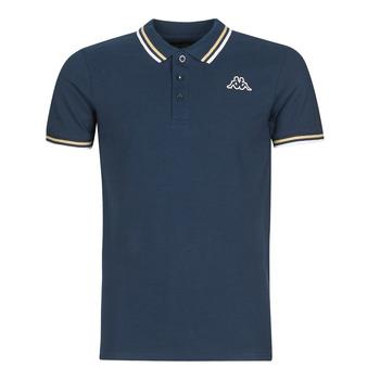 Abbigliamento Uomo Polo maniche corte Kappa ESMO Blu