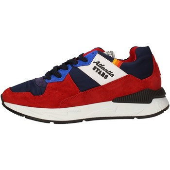 Scarpe Uomo Sneakers basse Atlantic Stars CETUS FNF I02 ROSSO