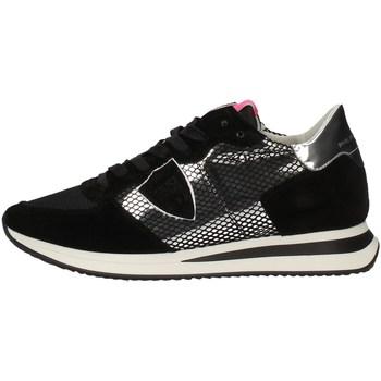 Scarpe Donna Sneakers basse Philippe Model TZLDMR01 NERO
