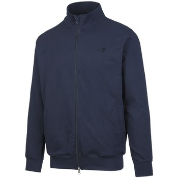 Abbigliamento Uomo Felpe Get Fit Felpa Uomo Sweater Full Zip Blu