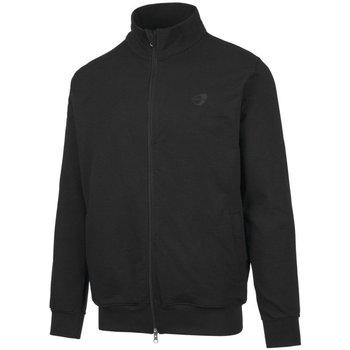 Abbigliamento Uomo Felpe Get Fit Felpa Uomo Sweater Full Zip Nero