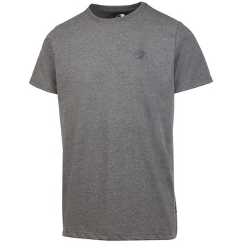 Abbigliamento Uomo T-shirt maniche corte Get Fit T-Shirt Uomo Sleeve Grigio