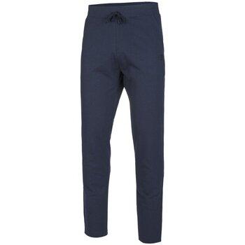 Abbigliamento Donna Pantaloni da tuta Get Fit Pantaloni Uomo Dritto Blu