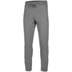 Abbigliamento Uomo Pantaloni da tuta Get Fit Pantaloni Uomo Dritto Grigio