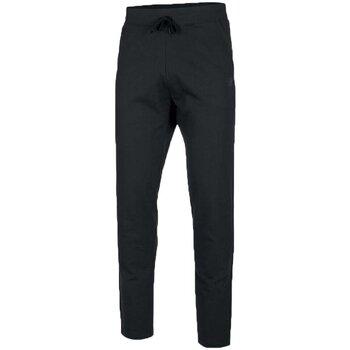 Abbigliamento Donna Pantaloni da tuta Get Fit Pantaloni Uomo Dritto Nero