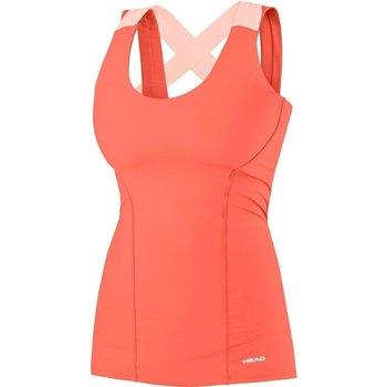 Abbigliamento Donna Top / T-shirt senza maniche Head Canotta Vision Tank Woman Rosa