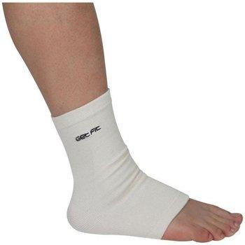 Accessori Accessori sport Get Fit Cavigliera elastica Bianco