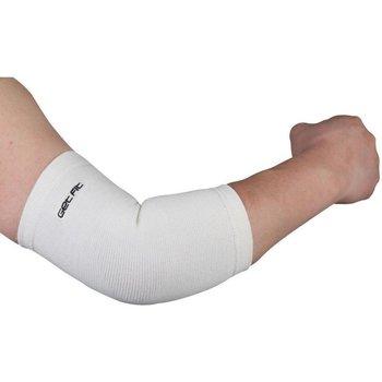 Accessori Accessori sport Get Fit Gomitiera elastica Bianco