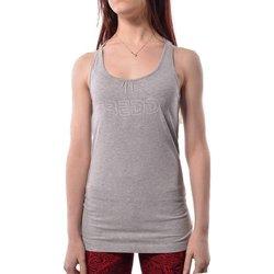 Abbigliamento Donna Top / T-shirt senza maniche Freddy Canotta donna Tame Support Bra Grigio
