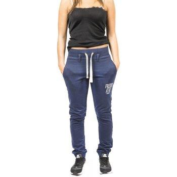 Abbigliamento Donna Pantaloni da tuta Freddy Pantalone donna Brushed Fleece Blu