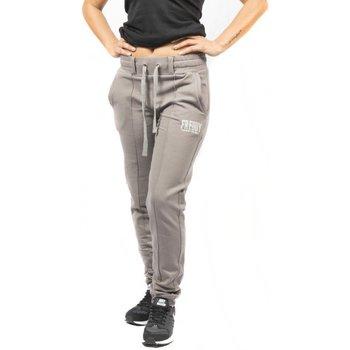 Abbigliamento Donna Pantaloni da tuta Freddy Pantalone donna Brushed Stretch Grigio