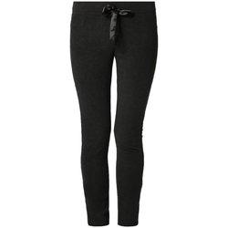 Abbigliamento Donna Pantaloni morbidi / Pantaloni alla zuava Deha Pantaloni donna Pile Satin Grigio