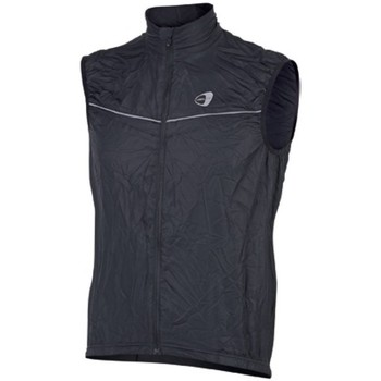 Abbigliamento Gilet / Cardigan Get Fit Gilet Running Nero